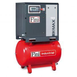 Винтовой компрессор на ресивере с частотником FINI K-MAX 7,5-10-270F VS