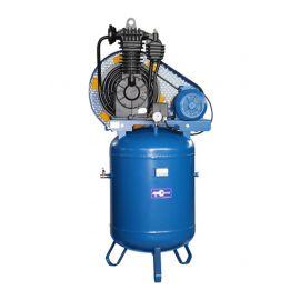 Поршневой компрессор с ременным приводом с вертикальным ресивером КВ-15-07