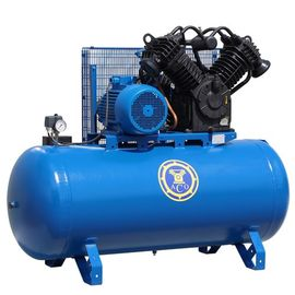Поршневой компрессор с ременным приводом С-416М-07