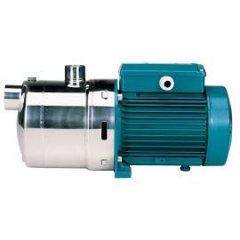 Горизонтальный многоступенчатый насосный агрегат из нержавеющей стали Calpeda MXH 805