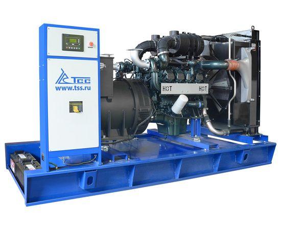 Дизельный генератор ТСС АД-400С-Т400-1РМ17 (Mecc Alte)