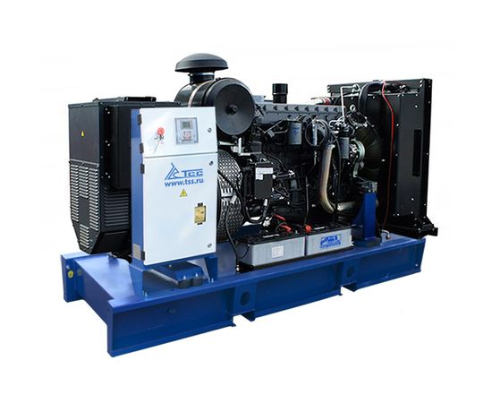 Дизельный генератор ТСС АД-320С-Т400-1РМ20 (Mecc Alte)