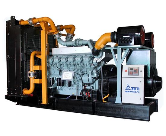 Дизельный генератор ТСС АД-1380С-Т400-1РМ8