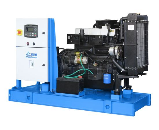 Дизельный генератор ТСС АД-10С-Т400 с АВР