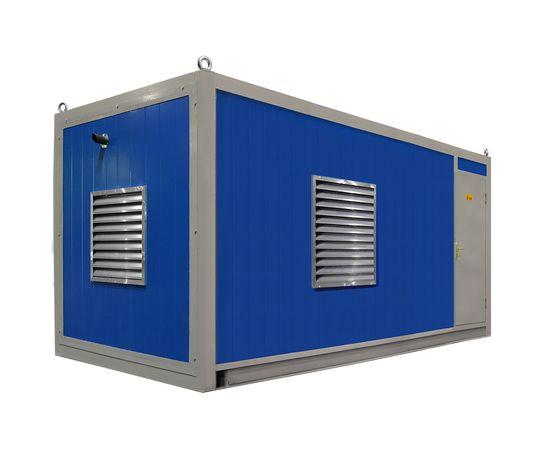 Дизельная электростанция в контейнере с АВР 250 кВт ТСС АД-250С-Т400-2РНМ5