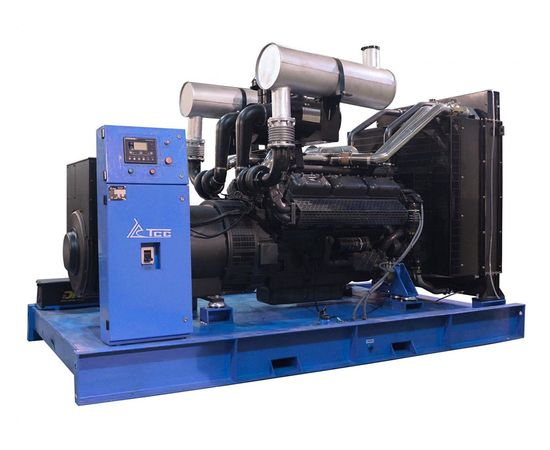 Дизельный генератор ТСС АД-600С-Т400
