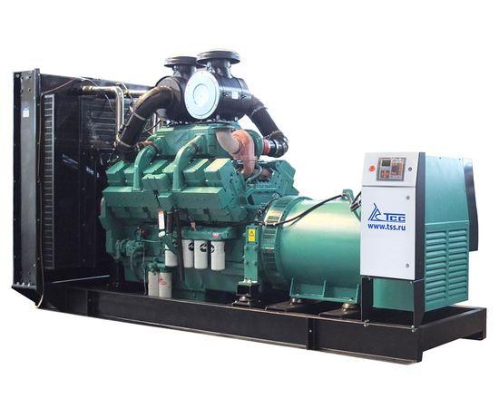 Дизельный генератор ТСС АД-640С-Т400-1РМ15