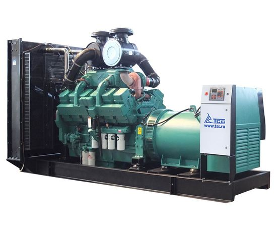 Дизельный генератор ТСС АД-600C-Т400-1РМ15