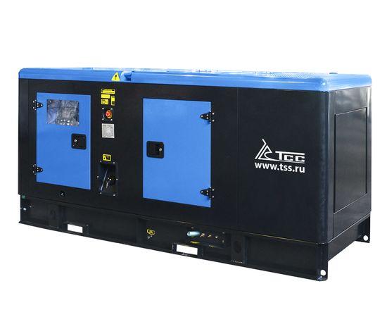 Дизельный генератор ТСС АД-50С-Т400-2РКМ5 в шумозащитном кожухе