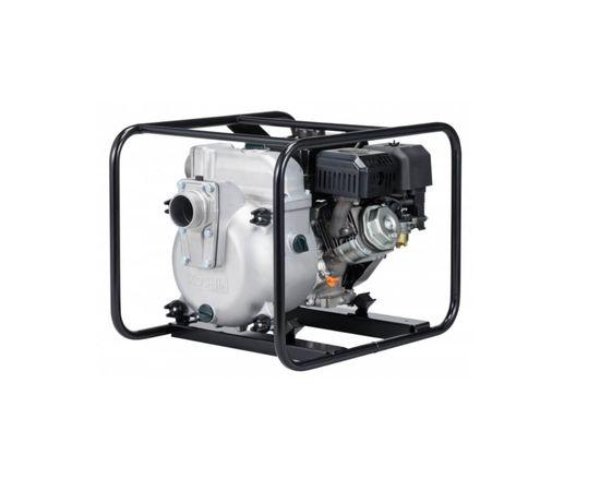 Бензиновая мотопомпа для сильнозагрязненной воды Koshin KTZ-80X o/s