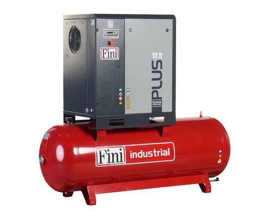 Винтовой компрессор на ресивере FINI PLUS 11-08-500