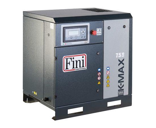 Винтовой компрессор без ресивера с частотником FINI K-MAX 7,5-08 VS