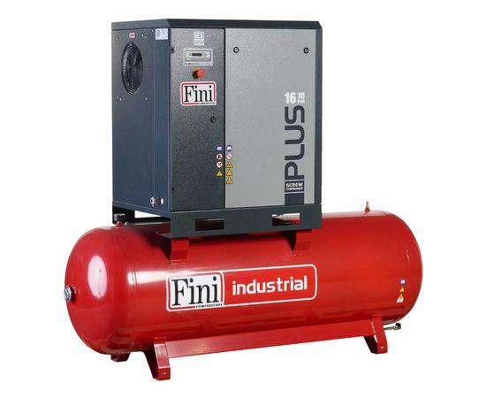 Винтовой компрессор на ресивере FINI PLUS 16-13-500