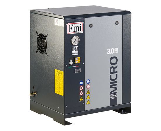 Винтовой компрессор без ресивера FINI MICRO SE 2.2-08