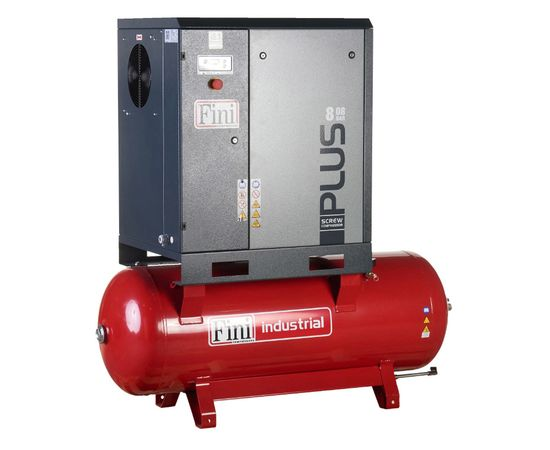 Винтовой компрессор на ресивере FINI PLUS 8-08-270