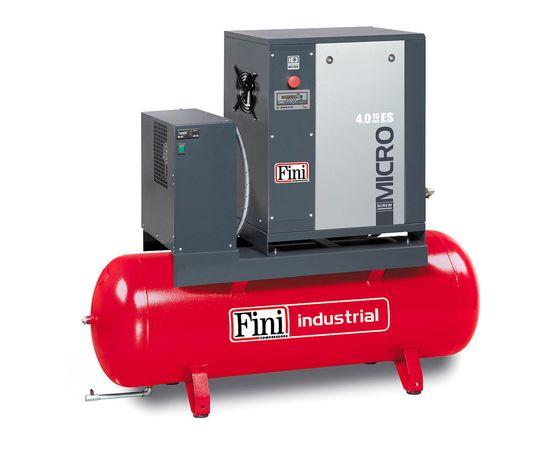 Винтовой компрессор на ресивере с осушителем FINI MICRO 4.0-08-200 ES