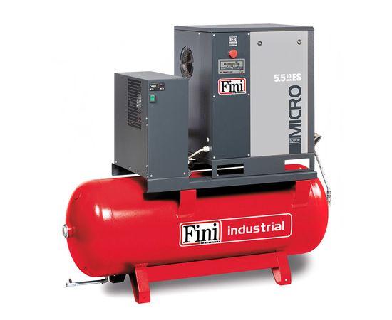 Винтовой компрессор на ресивере с осушителем FINI MICRO 5.5-08-270 ES