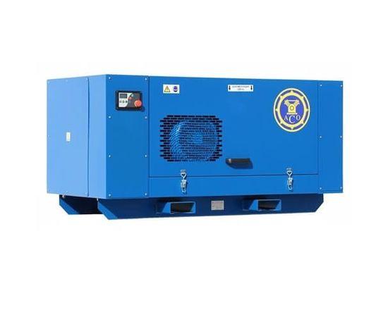Винтовой компрессор с ременным приводом без ресивера АСО ВК 18-16