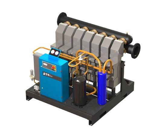 Осушитель рефрижераторного типа с водяным охлаждением ATS DGO 6000 W