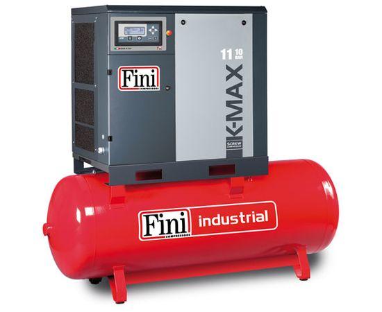 Винтовой компрессор на ресивере с прямым приводом FINI K-MAX 1110-500F