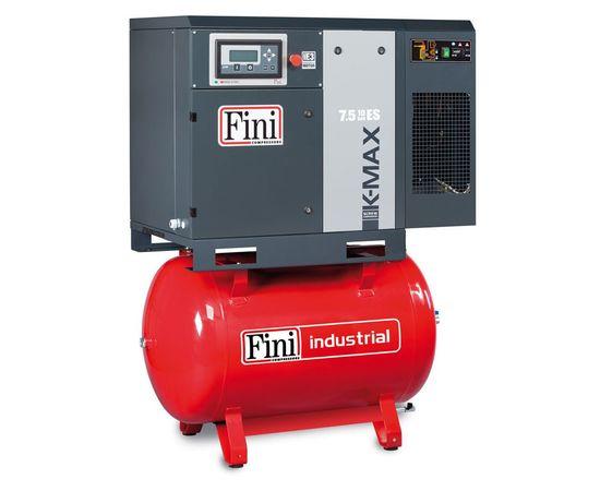 Винтовой компрессор на ресивере FINI K-MAX 7,5-10-270-ES