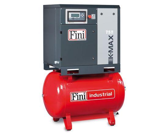 Винтовой компрессор на ресивере с частотником FINI K-MAX 7,5-08-270F VS