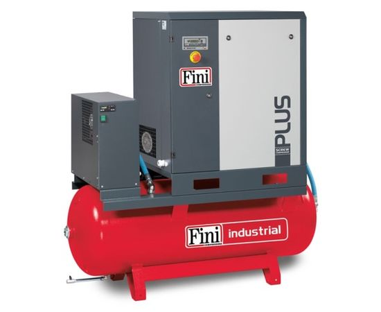 Винтовой компрессор на ресивере FINI PLUS 11-13-270 ES