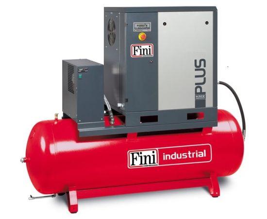 Винтовой компрессор на ресивере FINI PLUS 8-13-500 ES