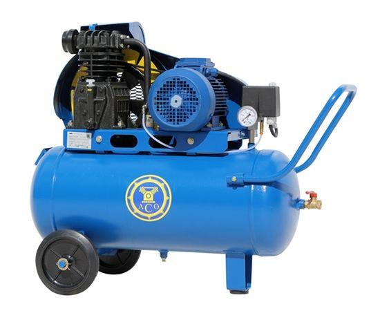Поршневой компрессор с ременным приводом К-11-13