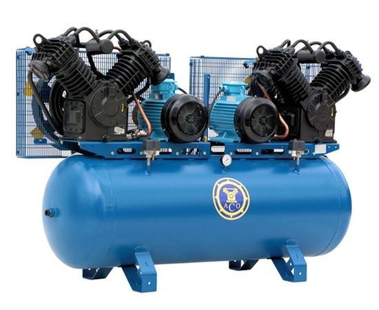 Поршневой компрессор с ременным приводом К-3-07