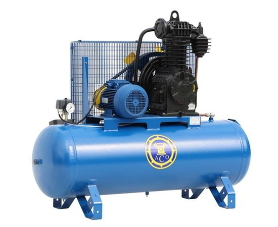 Поршневой компрессор с ременным приводом С-415М