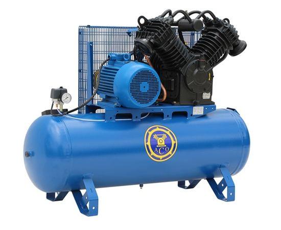 Поршневой компрессор с ременным приводом С-416М1-07