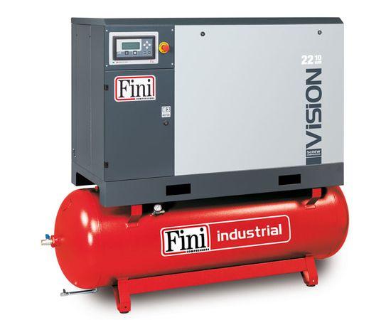 Винтовой компрессор на ресивере с осушителем FINI VISION 2208-500F-ES