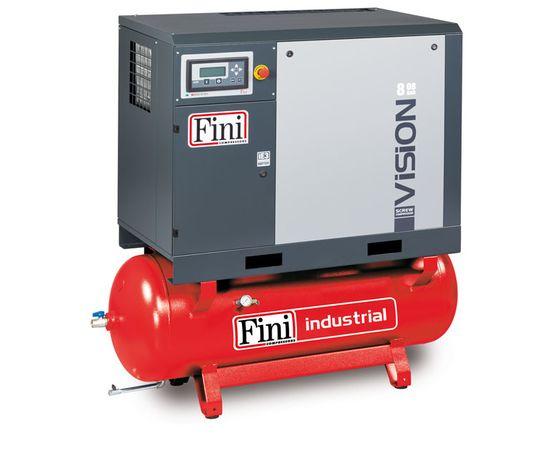 Винтовой компрессор на ресивере с осушителем FINI VISION 1113-270F-ES