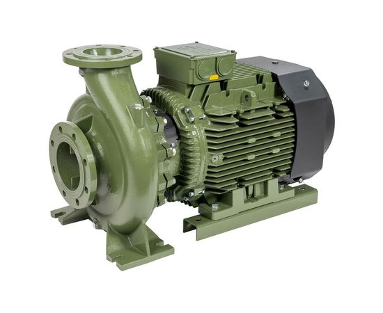 Насосный агрегат моноблочный фланцевый SAER IR 50-160NC