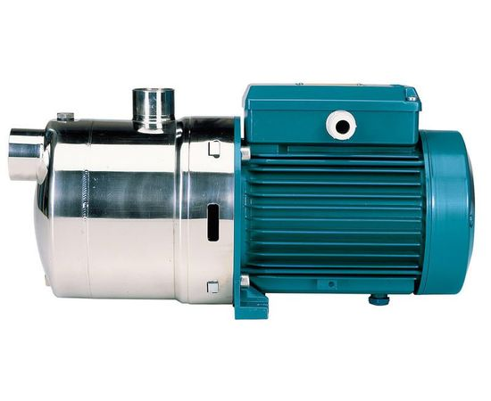 Горизонтальный многоступенчатый насосный агрегат из нержавеющей стали Calpeda MXH 2004