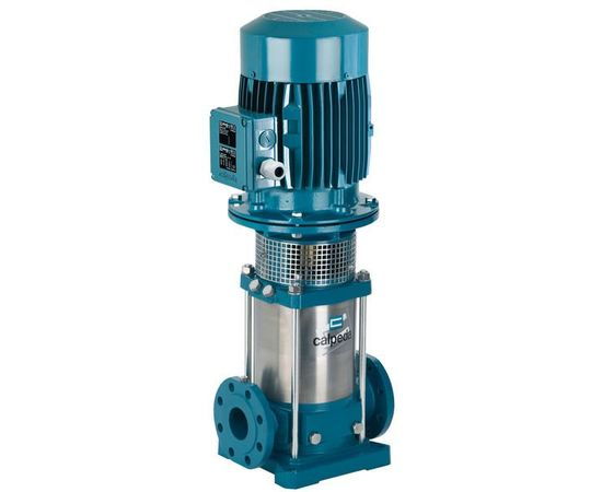 Вертикальный многоступенчатый насосный агрегат Calpeda MXV 100-6507-2R